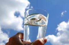 L'eau grande 2 photo libre de droits