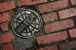 L'eau ici? Images libres de droits