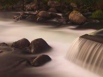 L'eau lisse Image libre de droits