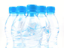 L'eau minérale Image libre de droits