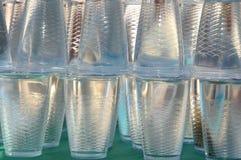L'eau minérale Photos stock