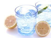 L'eau minérale Images libres de droits