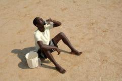 L'eau précieuse Photographie stock libre de droits