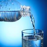 L'eau pure photo libre de droits