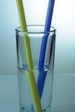 L'eau, réfraction légère Photographie stock libre de droits