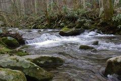 L'eau rapide Image libre de droits