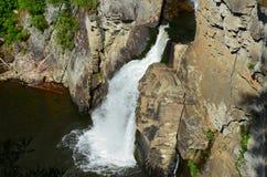 L'eau rapide Photos stock