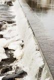 L'eau rapide Photographie stock libre de droits