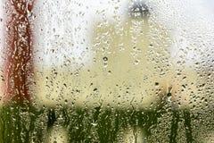 L'eau relâche le fond Photographie stock libre de droits