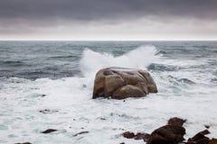 L'eau rugueuse Photographie stock libre de droits