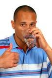 L'eau saine Photo stock
