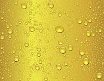 l'eau sans joint de vecteur de texture de baisse Photo libre de droits
