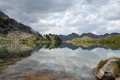 L'eau transparente Photographie stock libre de droits