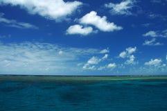 L'eau tropicale Photo libre de droits