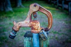 L'eau verrouillée Fauet Photo libre de droits