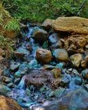 L'eau verte Italie photos libres de droits