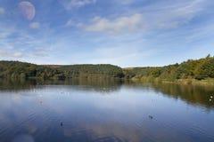 L'eau West Yorkshire d'Ogden Photographie stock