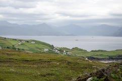 L'Ecosse Skye Island photographie stock