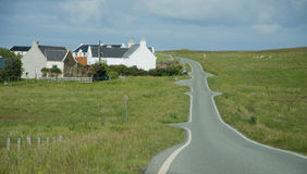 L'Ecosse Skye Island photo libre de droits