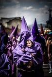 L'Ecuador Pasqua fotografie stock