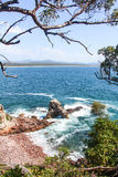 L'Eden, NSW Fotografia Stock