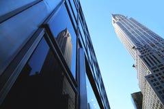 L'edificio della Chrysler Fotografie Stock Libere da Diritti