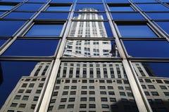 L'edificio della Chrysler Fotografia Stock