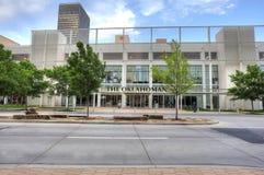 L'edificio di Oklahoman a Oklahoma City del centro Fotografie Stock Libere da Diritti