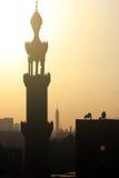 L'Egitto Cairo Fotografia Stock