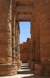 L'Egitto, Luxor Fotografia Stock