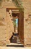 L'Egitto, Luxor Immagine Stock Libera da Diritti