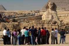 l'Egypte Image stock