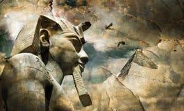 l'Egypte Image libre de droits