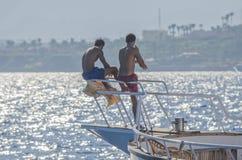 l'Egypte, la Mer Rouge photographie stock