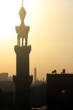 l'Egypte le Caire Photo stock