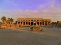 L'Egypte, Louxor - Thebes Photo stock
