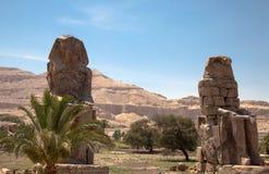 l'Egypte, Luxor Photo stock