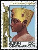 L'Egypte - timbre-poste photos libres de droits
