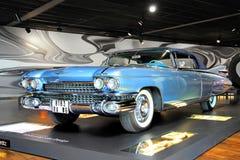 L'eldorado Biarritz de Cadillac Images stock