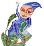 L'elfo di dancing Immagini Stock Libere da Diritti