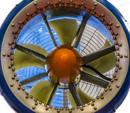 L'elica Fotografia Stock