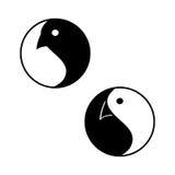 L'emblème de Tao, zen Photographie stock libre de droits