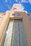 l'Empire State Building Image stock