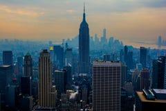 L'Empire State Building Immagine Stock Libera da Diritti