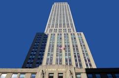 L'Empire State Building Images libres de droits