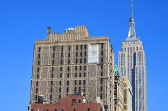 L'Empire State Building Images stock