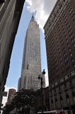 L'Empire State Building Photographie stock libre de droits
