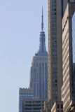 L'Empire State Building dans NYC Photo stock