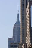 L'Empire State Building in NYC Fotografia Stock