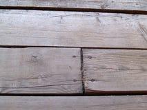 L'en bois superficiel par les agents Image stock